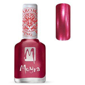 Moyra Stamping Nail Polish Chrome Rose 12ml sp29