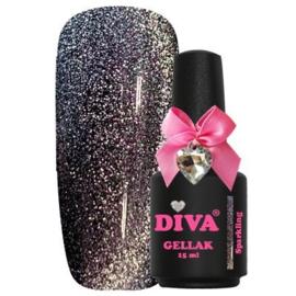 Diva Gellak Cat Eye Sparkling 15 ml