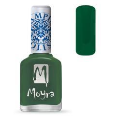 Moyra Stamping Nail Polish Dark Green 12 ml sp14