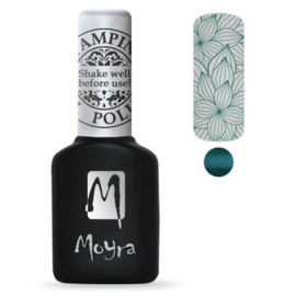 Moyra Stamping Gel Polish Green sgp 08