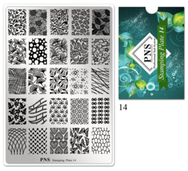 PNS Stamping Plate 14