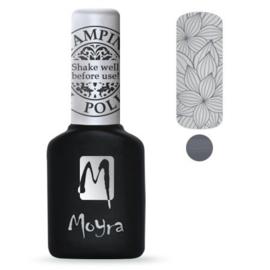 Moyra Stamping Gel Polish Grey sgp 02