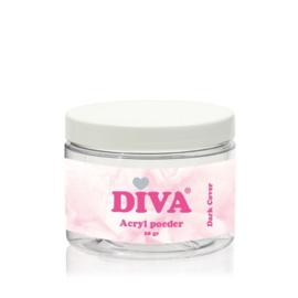 Diva Acryl Poeder Dark Cover 20 gram