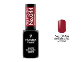 Victoria Vynn™ Salon Gel Polish Color 044 - 8 ml. - Shimmering Red