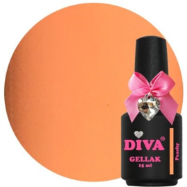 Diva Gellak Peachy 15 ml