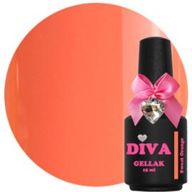 Diva Gellak Sweet Orange 15 ml