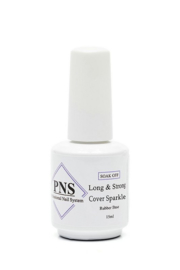 PNS Long & Strong COVER SPARKLE Rubber Base