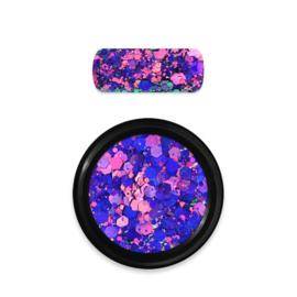 Moyra Holo Gitter Mix no. 15 Purple