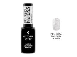 Victoria Vynn™ Salon Gel Polish Color 055 - 8 ml. - Silver Cristal