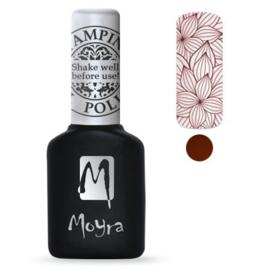Moyra Stamping Gel Polish Merlot sgp 07