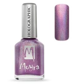 Moyra (Stempel) Nagellak Holographic no.255 Gravity