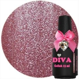 Diva Gellak Divalicious Pink 15 ml