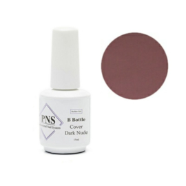 PNS B Bottle Cover Dark Nude