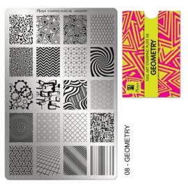 Moyra Stamping Plaat 08 Geometry