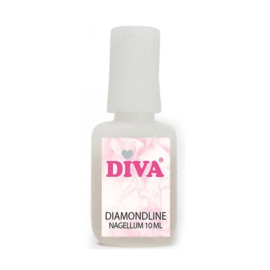 DIVA Diamondline Nagellijm met kwastje 8 ml