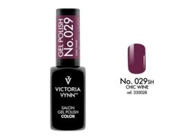 Victoria Vynn™ Salon Gel Polish Color 029 - 8 ml Chic Wine