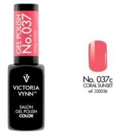 Victoria Vynn™  Salon Gel Polish Color 037 - 8 ml. - Coral Sunset