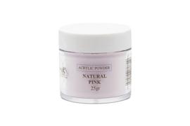 PNS Acryl Powder Natural Pink 25g