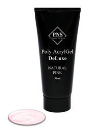 PNS Poly AcrylGel DeLuxe Natural Pink Tube