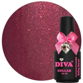 Diva Gellak Selling Sunset 15 ml