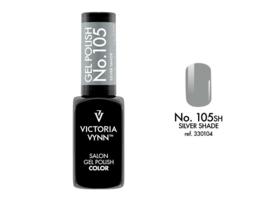 Victoria Vynn™  Salon Gel Polish Color 105 - 8 ml. - Silver Shade