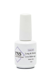 PNS Long & Strong COVER MAKE-UP Rubber Base