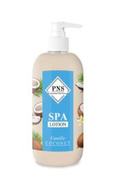 PNS Spa Lotion Vanilla/Coconut 236ml