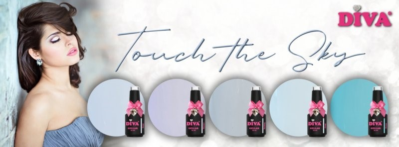 Diva Gellak Touch the Sky Collection