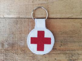 Sleutelhanger Rode Kruis