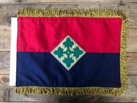 Vlag 4th Infantry Division