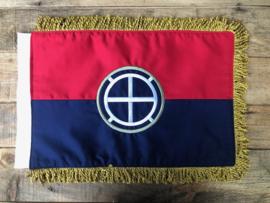 Vlag 35th Infantry Division