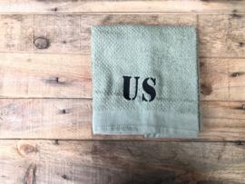Handdoek US