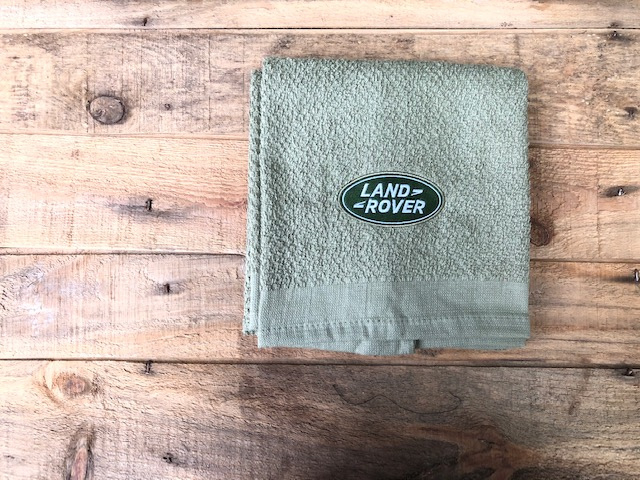 Handdoek Land Rover