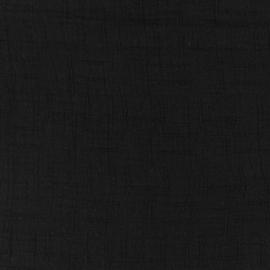 Bamboe hydrofiel zwart