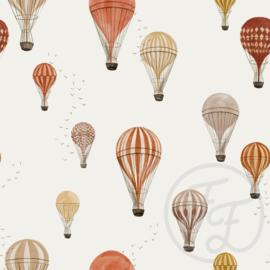 Family Fabrics - Hot Air Balloon Jersey