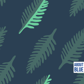 About Blue - Wonders of life - Leaf