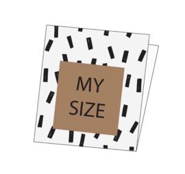 Label - Elvelyckan - My Size