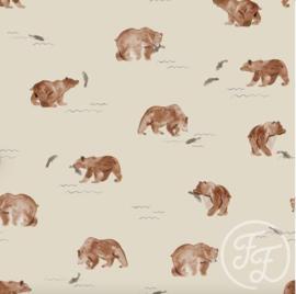 Family Fabrics - Bears Jersey