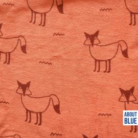 About Blue - Sea You - Rekbare badstof Fox Fiesta