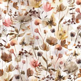 Family Fabrics - Wildflowers Jersey