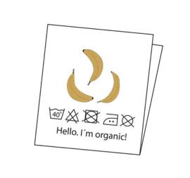 Label - Elvelyckan - Banana