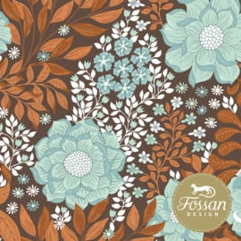 Fossan - Flower Flow Mint