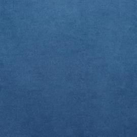 Sponge blauw uni