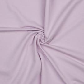 Organisch french terry lila uni