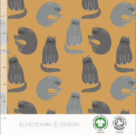Elvelyckan - Cats - Gold
