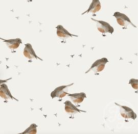 Family Fabrics - Robin Jersey