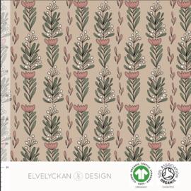 Elvelyckan - Flowerfest - Cappuccino
