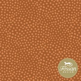 Fossan - Stone Dots - Pure Orange