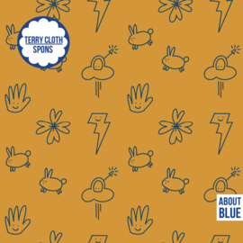 About Blue - Good Vibes Only - Smilicons