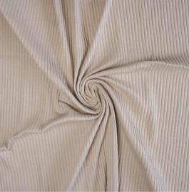 Family Fabrics - Hushed Violet Rib 8x4